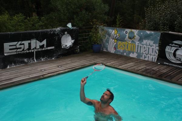 Water Badminton Luxembourg